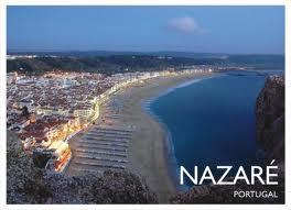 nazare coast
